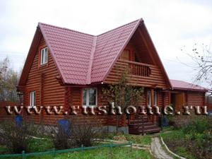 Проекты домов из бревна 6х6