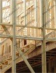 Фундаменты для каркасно-щитовых домов