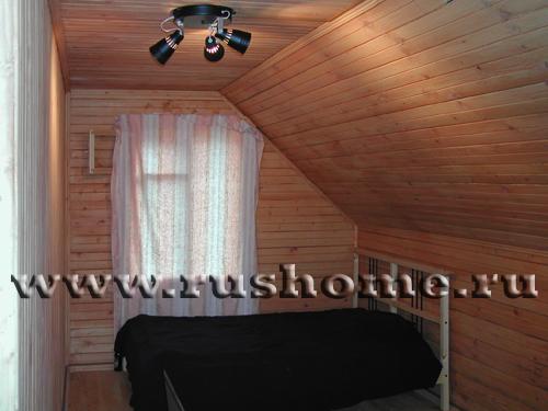 Дизайн спальни мансардном этаже