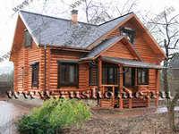 Проектирование домов ручной рубки