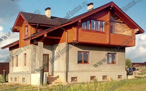 Проектирование комбинированных домов