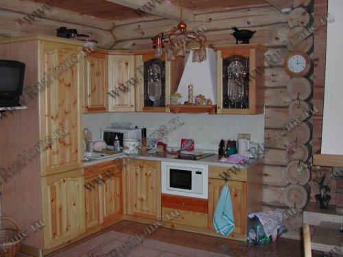 Гарантия на дом из бревна с отделкой